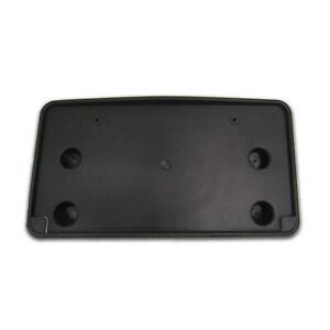 GM1068151 Front License Plate Bracket Plastic Fits 13-17 Chevrolet Traverse