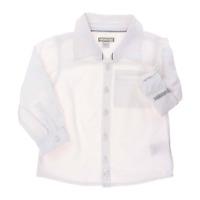 Orchestra chemise blanche  garçon 2 ans