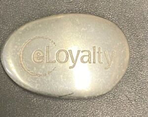 Stephen Einhorn of London, England Tin & Lead eLoyalty Paperweight