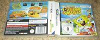 Spongebob Schwammkopf - Volle Kanne Vollgas / Nintendo DS / DE