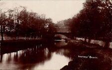 Sprotborough near Warmsworth & Doncaster. Canal Bridge.