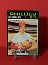 1971 Topps Set Break #166 Joe Hoerner PHILADELPHIA PHILLIES
