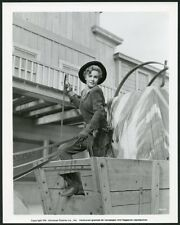 "FRANCES FARMER Original Vintage 1941 UNIVERSAL PICS Photo ""BADLANDS OF DAKOTA"""