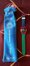 Swatch CRYSTAL SURPRISE - Limited Edition