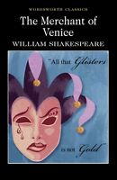The Merchant of Venice by William Shakespeare(Paperback, 2000) Cheap Online Book