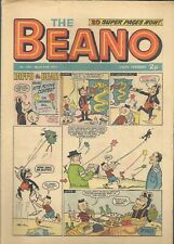BEANO COMICS 1530+ ISSUES on 32GB USB, NOT DVD
