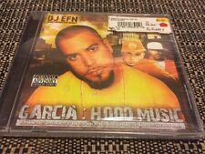 Hood Music * by DJ EFN / DJ Drama (CD, Jul-2006, CHP Entertainment) NEW