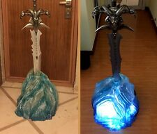 Frostmourne Sword Lich King World of War craft WOW Ice Sword Base Luminous base