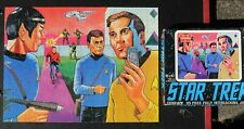Star Trek Puzzle Bbc Tv, 125 Pieces, Vintage Made in England, Whitman,1972