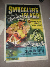 THE BRAVE BULL AND SMUGGLERS ISLAND 1SHTS