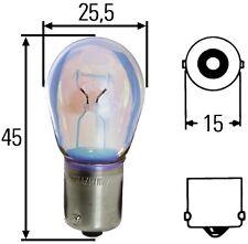 PROMO 10 x LAMPES HELLA - STOP - 24 Volts 21 Watts - PL - NEUVES EMBALLAGE