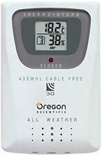 Oregon Scientific THGR 810 Détecteur de Température/hum