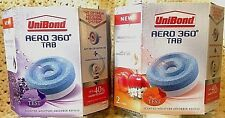 Unibond AERO 360 4 x 450g FRUIT SENSATION +LAVENDER Humidity Absorber refills