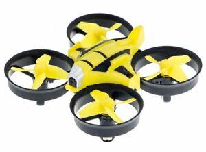 FPV Livebild Drohne UFO Quadrocopter Reaper 2,4 GHz Return Funktion, Höhensensor