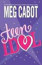 Teen Idol by Meg Cabot Hardcover Book EUC