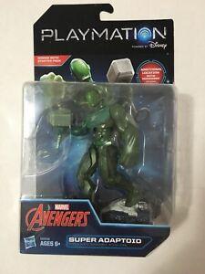 Playmation Marvel Avengers Super Adaptoid Villian Smart Figure