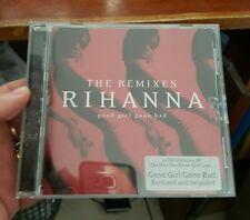 Rihanna - Good Girl Gone Bad The Remixes MUSIC CD - FREE POST