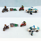 LEGO CITY - 60042 - High Speed Police Chase - SET - JEUX - JOUETS - BRIQUES