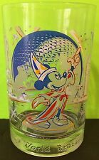 Walt Disney World 25th Anniversary Mickey Mouse Glass Collectible Gift