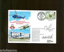 Rn series 4 # 13A - 21St Anniv. Of Fleet Air Arm Museum Postal Cover