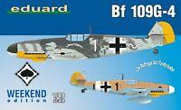 Eduard 1/48 Bf 109G-4 Weekend Edition
