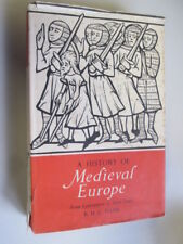 Acceptable - A History of Medieval Europe From Constantine to St. Louis - Davis,