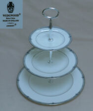 "Wedgwood ""Amherst"" THREE TIER CAKE STAND"