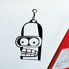 Aufkleber Sticker ROBOTER Auto Motorrad Tuning DUB OEM JDM Robot Bender 220