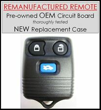 Mazda 626 keyless remote entry clicker transmitter NHVWB1U215 GD7D-675DY control