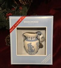 Wedgwood Iconic 260th Christmas Jug Decoration Boxed.
