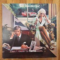 10cc How Dare You ! 1976 Ex Vinyl Lp Ex Gatefold Record Cover SRM-1-1061