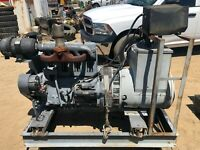 Magnaplus 2009 Diesel Generator 30kw 110v,240v Deutz