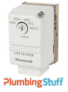 HONEYWELL Cylinder Thermostat L641A 1039 - Brand New