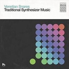 VENETIAN SNARES - TRADITIONAL SYNTHESIZER MUSIC * NEW CD