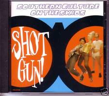 SOUTHERN CULTURE ON THE SKIDS Shotgun w/ RARE FADE PROMO CD Single 1997 USA