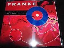 Franke We're On A Mission 4 Track CD Single