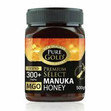 Pure Gold Manuka Honey MGO 300+    500g