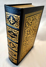 Les Miserables ~ HUGO ~ Easton Press ~ 100 Greatest Books Ever Written