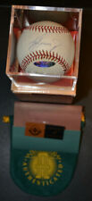 Ken Griffey Jr. Autographed Ball Upper Deck With certificate/case/bag in box