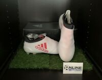 Adidas X17+ SG - White/Real Coral/Core Black UK 9, US 9.5, EU 43 (1/3)
