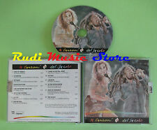 CD LE CANZONI DEL SECOLO 19 Bob marley etta james patty pravo (C14*) no mc lp
