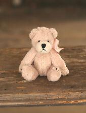 Teddy Bear 'Sunshine' Handmade Settler Bears Gift Mini Bear 10cms NEW