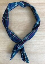 Paisley Rockabilly WIRED HEADBAND Polka Dot Tartan Retro Scarf Wire Hair Band B3
