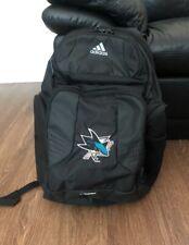 San Jose Sharks Backpack- Team Issued