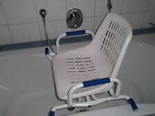 * Drehbarer Badewannensitz * Russka® Badewannenaufsatz * NP: 179€