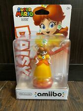 US VERSION Daisy Amiibo Super Smash Bros. Nintendo Switch 3DS Wii U princess USA