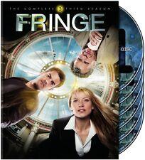Fringe: The Complete Third Season [6 Discs] DVD Region 1