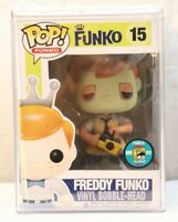 Leatherface Freddy Freddy Funko SDCC 2012 Fundays Funko POP 1/96