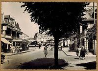 Cpsm Normandie Cabourg - vers les jardins du casino wn0436