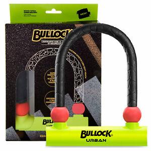 Bullock Urban Bike Lock Antifurto per Biciclette con 2 Chiavi